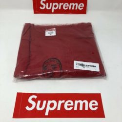 Supreme New York SS18 Prodigy Tee Red Extra Large XL 100% Authentic