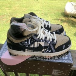 nike sb dunk low travis scott special box