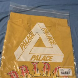 palace t shirt large