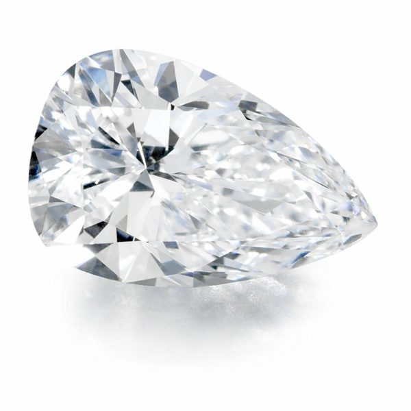 Buy Best D/E/F Color Charles & Colvard 0.43Ct-2.10Ct Pear Forever One Loose Moissanite