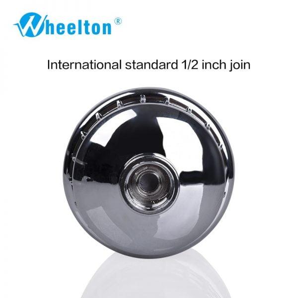 Wheelton Bath Shower Filter(H-303-3E) Softener Chlorine&Heavy Metal Removal Water Filter Purifier For Health Bathing