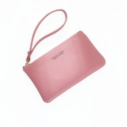 Women Wallet Female Wristlet Messenger Bag Portable Single-shoulder Bag Leather Phone Bag Handbag Crossbody bolsa feminina