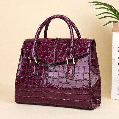 XMESSUN Women Crocodile Pattern Handbag lady Shoulder Messenger Bag 2020 Fashion Designer High Quality Crossbody Shipping H138