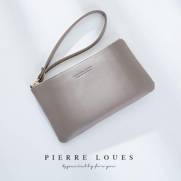Women Wallet Female Wristlet Messenger Bag Portable Single-shoulder Bag Leather Phone Bag Handbag Crossbody bolsa feminina